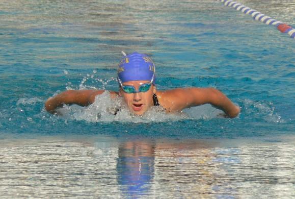 Zdokonalovací plavání pro dospělé